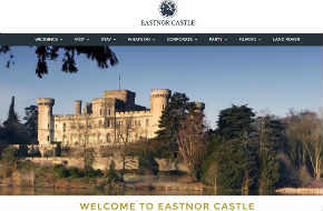 webseite-optimierung und marketing f�r Eastnor Castle