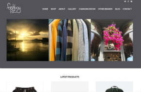 website opitimisation for contemporary clothing company Penzance